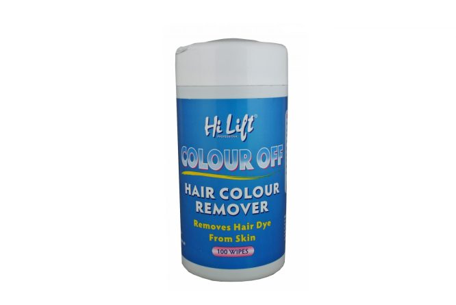 Colour Remover Wipes 100Tub 3